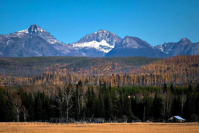 ranch in Montana - homeowners insurance