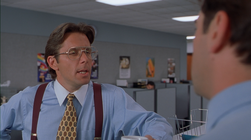 boss from the movie office space