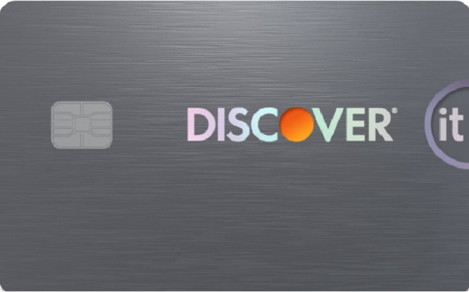 Discover it® Secured Card – No Annual Fee Logo
