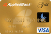 Applied Bank® Secured Visa® Gold Card