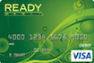 READYdebit® Control Visa Prepaid Card