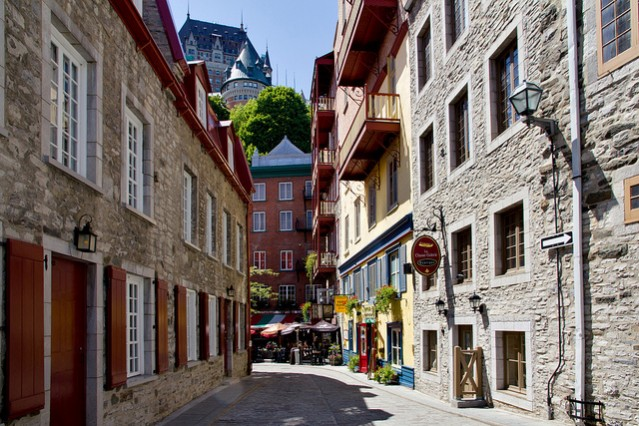 quebec city cheap honeymoon destinations