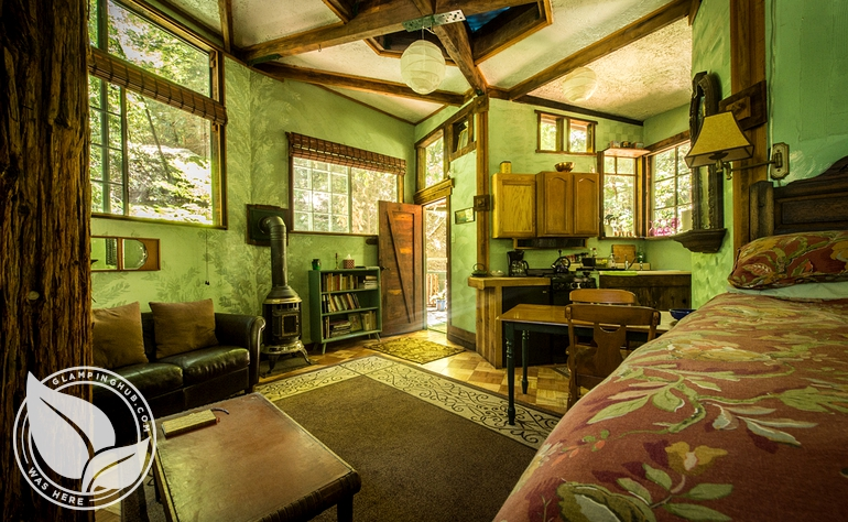 option no 3 treehouse glamping in the santa cruz mountains