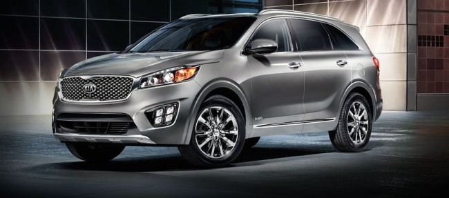 kia sorento - best affordable suvs
