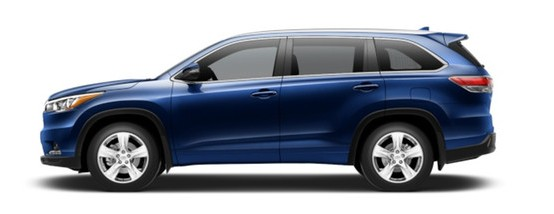 toyota highlander best affordable midsize suv