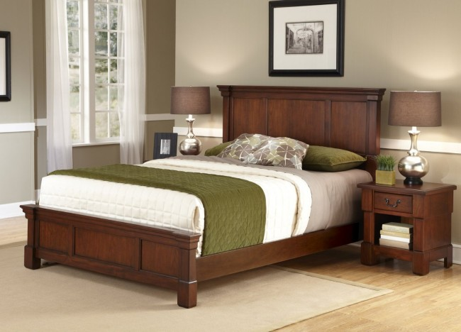 11 affordable bedroom sets we love the simple dollar for Cheap home furniture online india