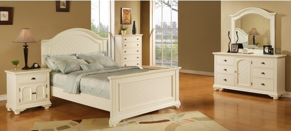 Wonderful White Bedroom Sets Style