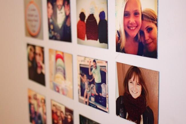 instagram fridge magnets