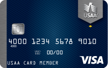 USAA Secured Card Visa Platinum® Card