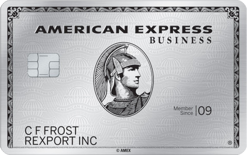 The Business Platinum Card From American Express Open