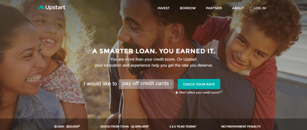 Upstart Also Features Mostly Five Star Reviews From Users On Trustpilot And Many Of Their Licants Get Loans Funded As Soon The Next Business